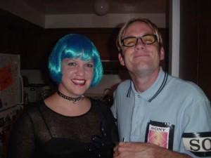 Sydney Bristow & Sony Nerd